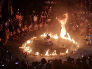 Kecak and Fire Dance