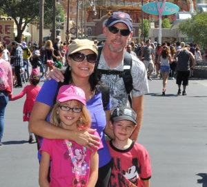 Bakers in Disneyland