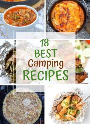 18 Best Camping Recipes