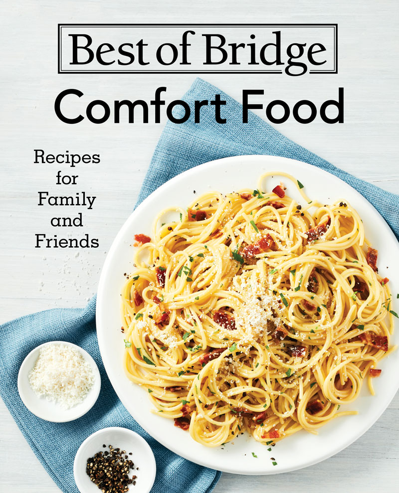 Comfort Food Cookbook with easy and tasty recipes