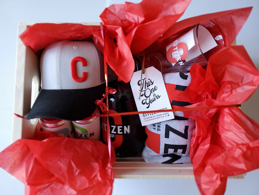 Citizen Brewery Gift Pack