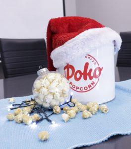 Poko Popcorn Tin