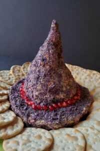 witches cheese ball hat