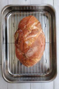 Baked Ham with Pomegranate v3