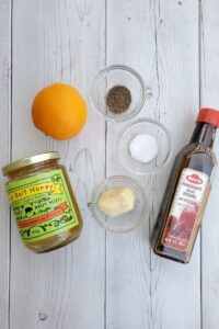pomegranate molasses glaze