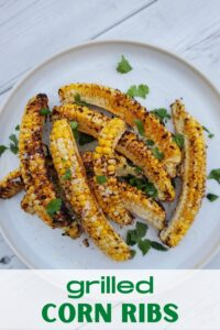 grilled corn ribs